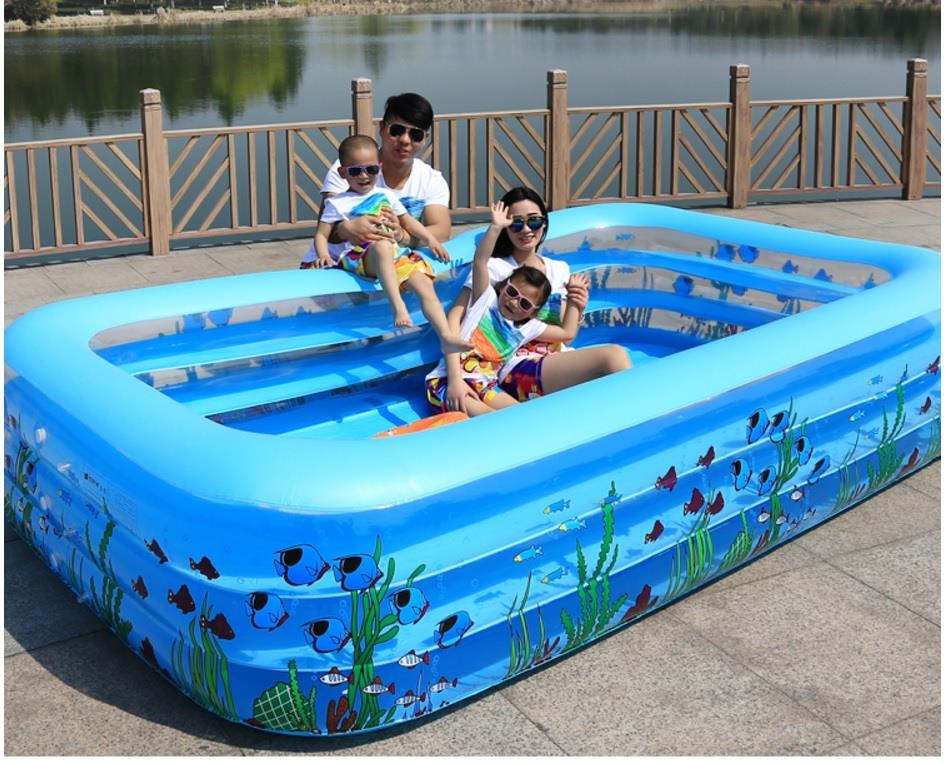 Intime inflatable swimming pool free end 7 8 2019 2 15 pm for Kids swimming pool
