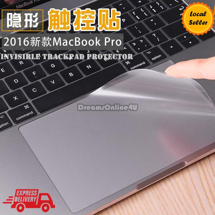 Invisible Clear Trackpad Protector for New Macbook Air 13 2018 A1932