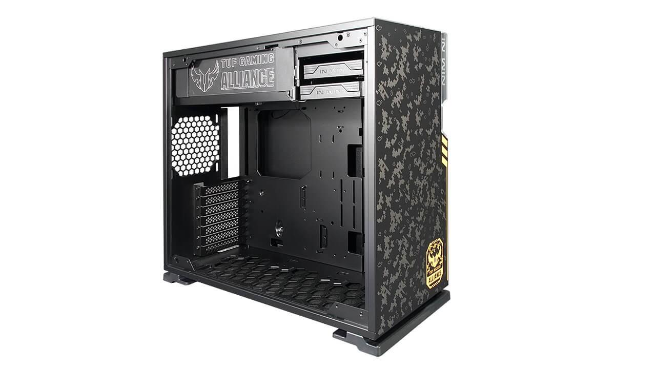 INWIN 101 TUF Gaming Edition Mid Tower Casing