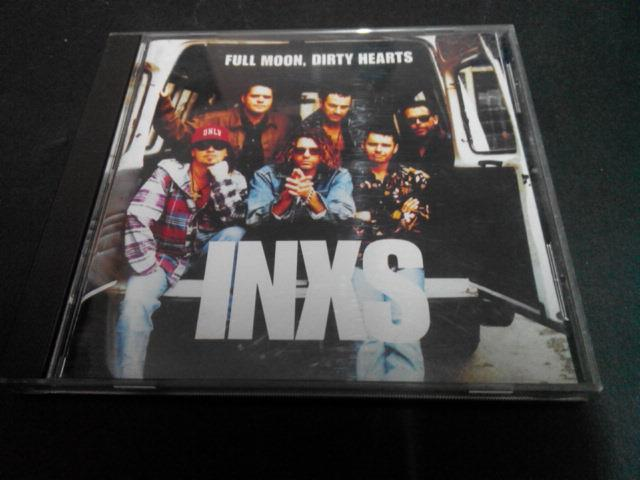 INXS - FULL MOON DIRTY HEARTS CD