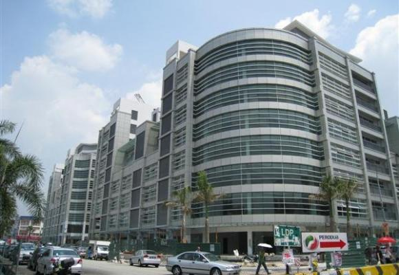 IOI Boulevard Corner Office Lot for sale, Tenanted,Bandar Puchong Jaya