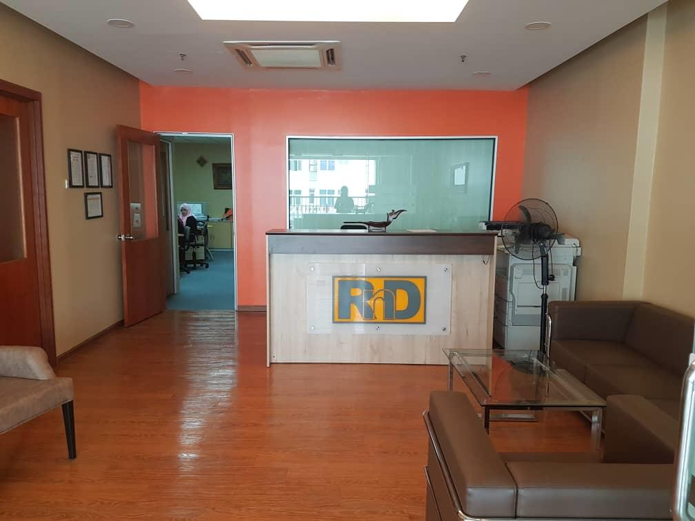 IOI Business Park Office for sale, 6% Return, Puchong Jaya, Puchong