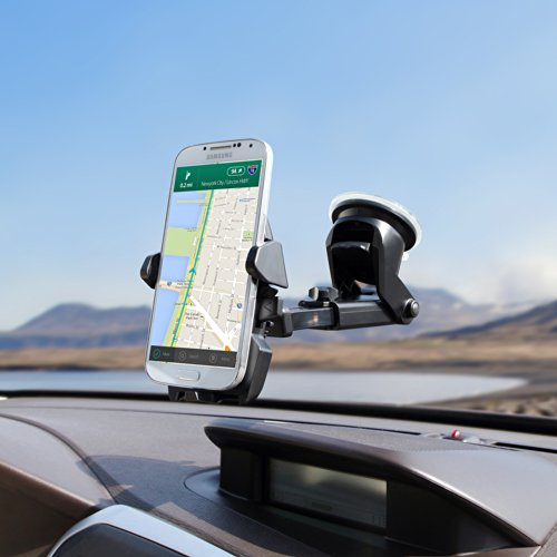 iOttie Easy One Touch 2 Car Mount Holder Universal Phone Compatible with IPhon