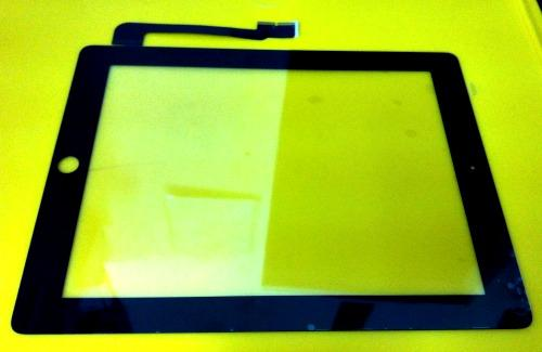 ipad 3 4 ipad3 ipad4 Black White Glass Digitizer Lcd Touch Screen