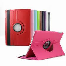 iPad 5 360 Degree Rotating PU Case Cover