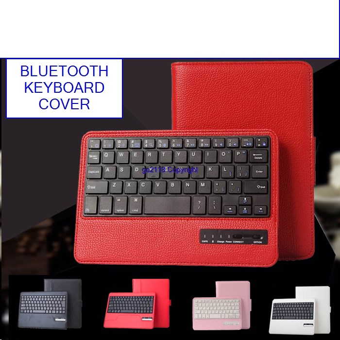 ipad air 1 2 3 4 bluetooth keybord case casing cover