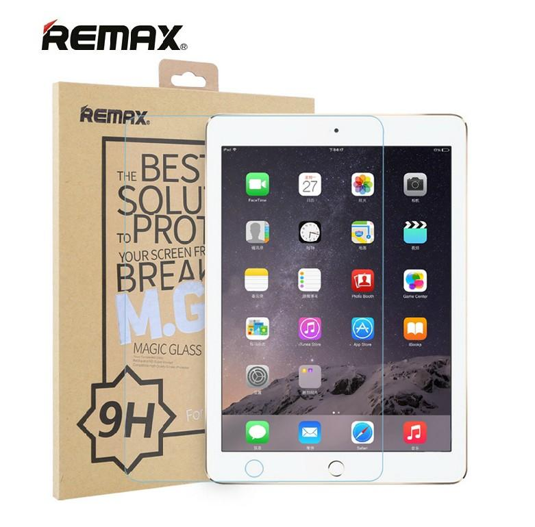 iPad Air 1 2 Mini 1 2 3 4 REMAX Ultra Thin Magic Real Tempered Glass