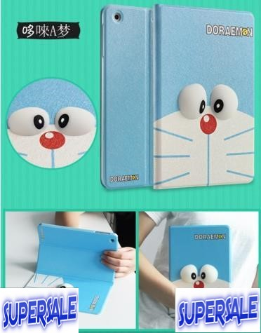 iPad Mini 4 Cute Cartoon 3D Eye Casing Case Cover