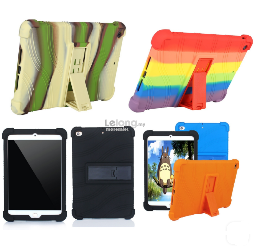 iPad mini 5 case iPad mini(2019) mini4 back silicon stand safe kids