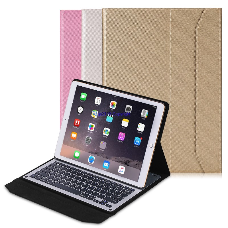 ipad pro 12.9 aluminium keyboard case casing cover