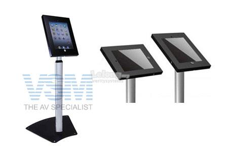 iPad Rental with iPad Floor Stand