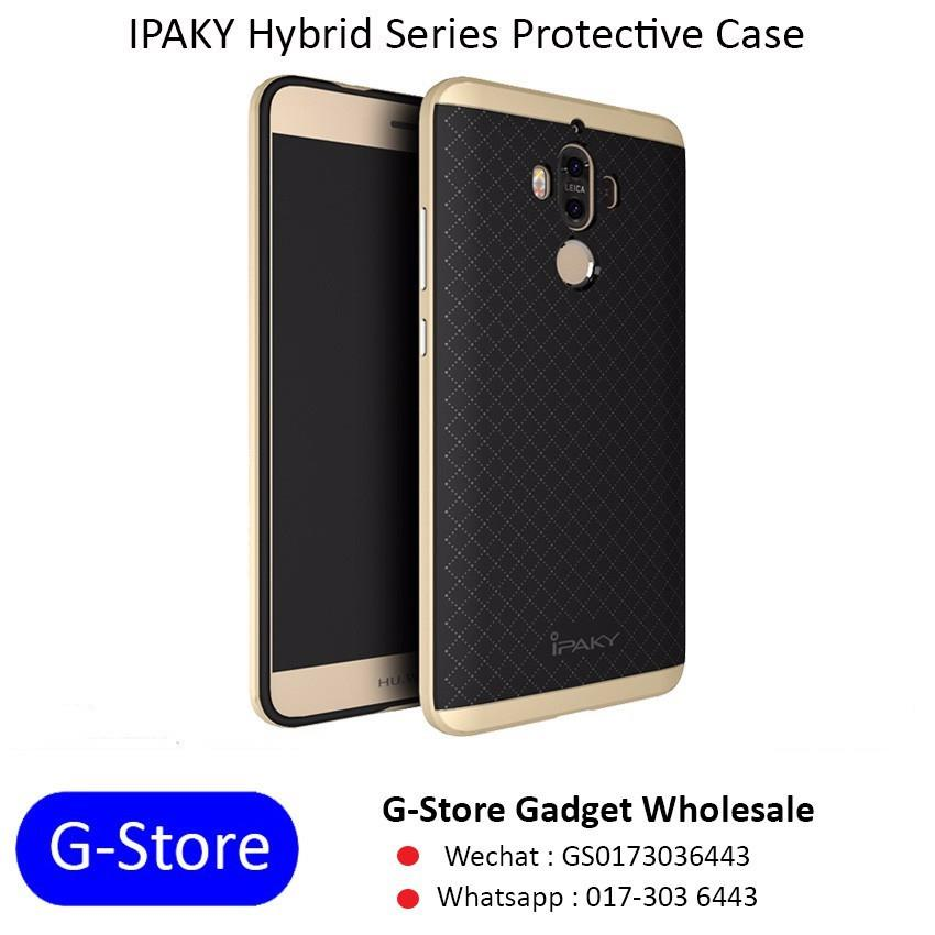 IPAKY Hybrid Series Protective Case Xiaomi Redmi Note 3 / Note 3 Pro. ‹ ›