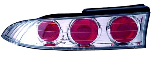 IPCW CWT-972C2 Crystal Eyes Crystal Clear Tail Lamp - Pair