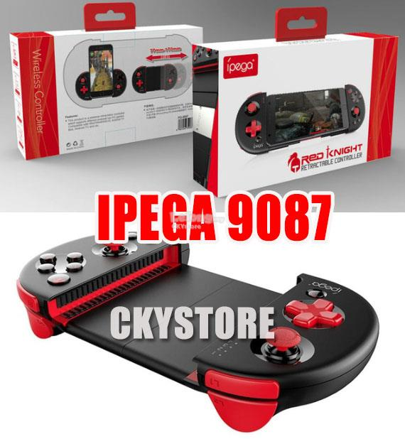 Ipega PG-9087 Bluetooth Gamepad Controller Joystick PC IOS Android