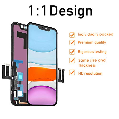 ~ for iPhone 11 Screen Replacement 6.1 inch LCD Touch Screen Display Digitizer