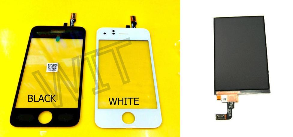 iphone 3 3g 3gs 3s Display LCD Digitizer Touch Screen