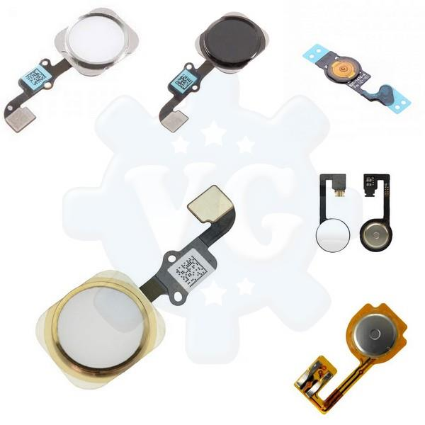 Iphone C Home Button Flex Cable