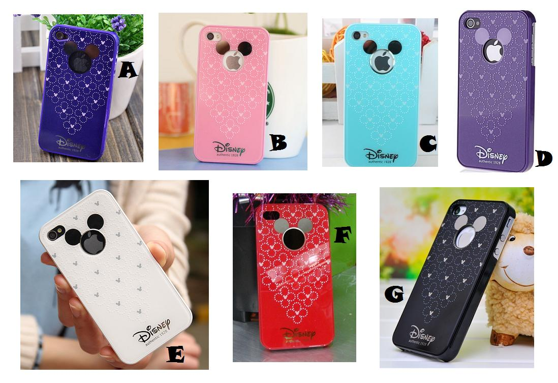 buy popular 11e7c 0c7fe iPhone 4 4S VIVA MICKEY MOUSE Case Cover *FREE SP*
