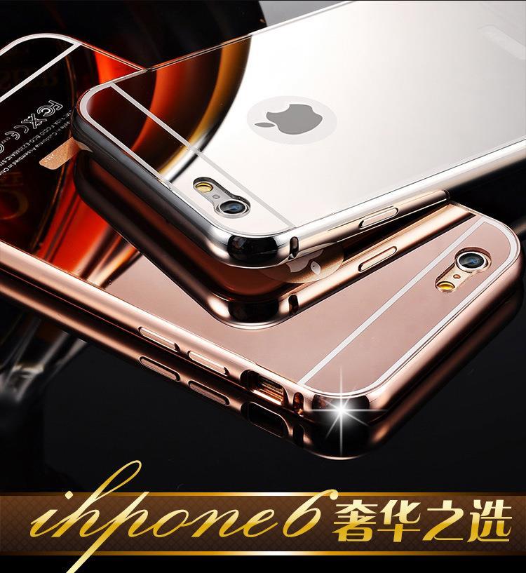 Iphone 4 5 6 6S Xiaomi Redmi Note 2 3 Mi4 Mi4i Mi4s Mi5 Mirror Case. ‹ ›