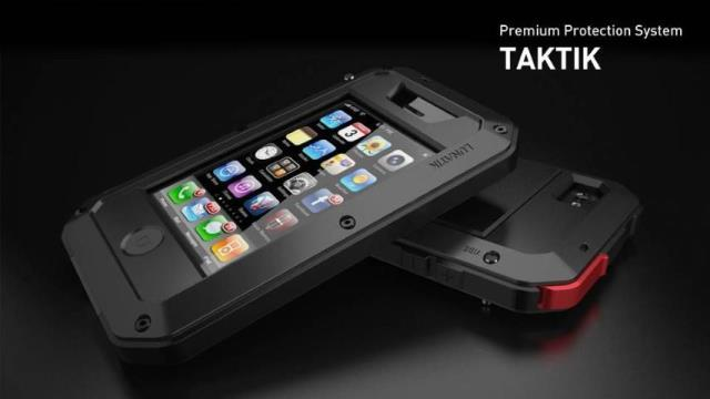 half off a4304 7ad2c iPhone 4 5S 6 6S S4 S5 Note 2 3 4 Xiaomi Mi3 Mi4 Metal Waterproof case