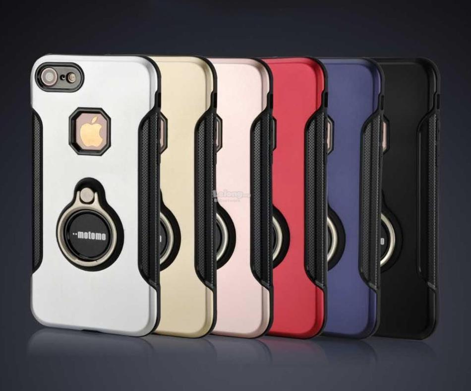 big sale 8cf3b 66527 iPhone 5 5s 5G SE motomo ring stand armor back case