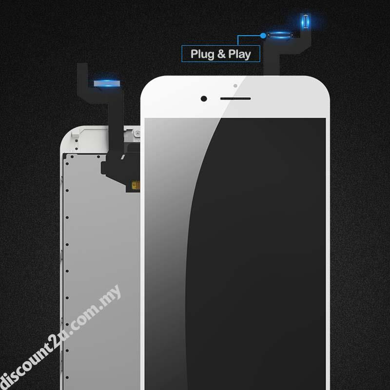 iPhone 5 5s 6 6s 6P 6sP 7 7P 8 8P LCD Screen Touch Digitizer FREE Tool
