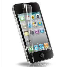 Iphone 5 /5s Clear Screen Protector guard