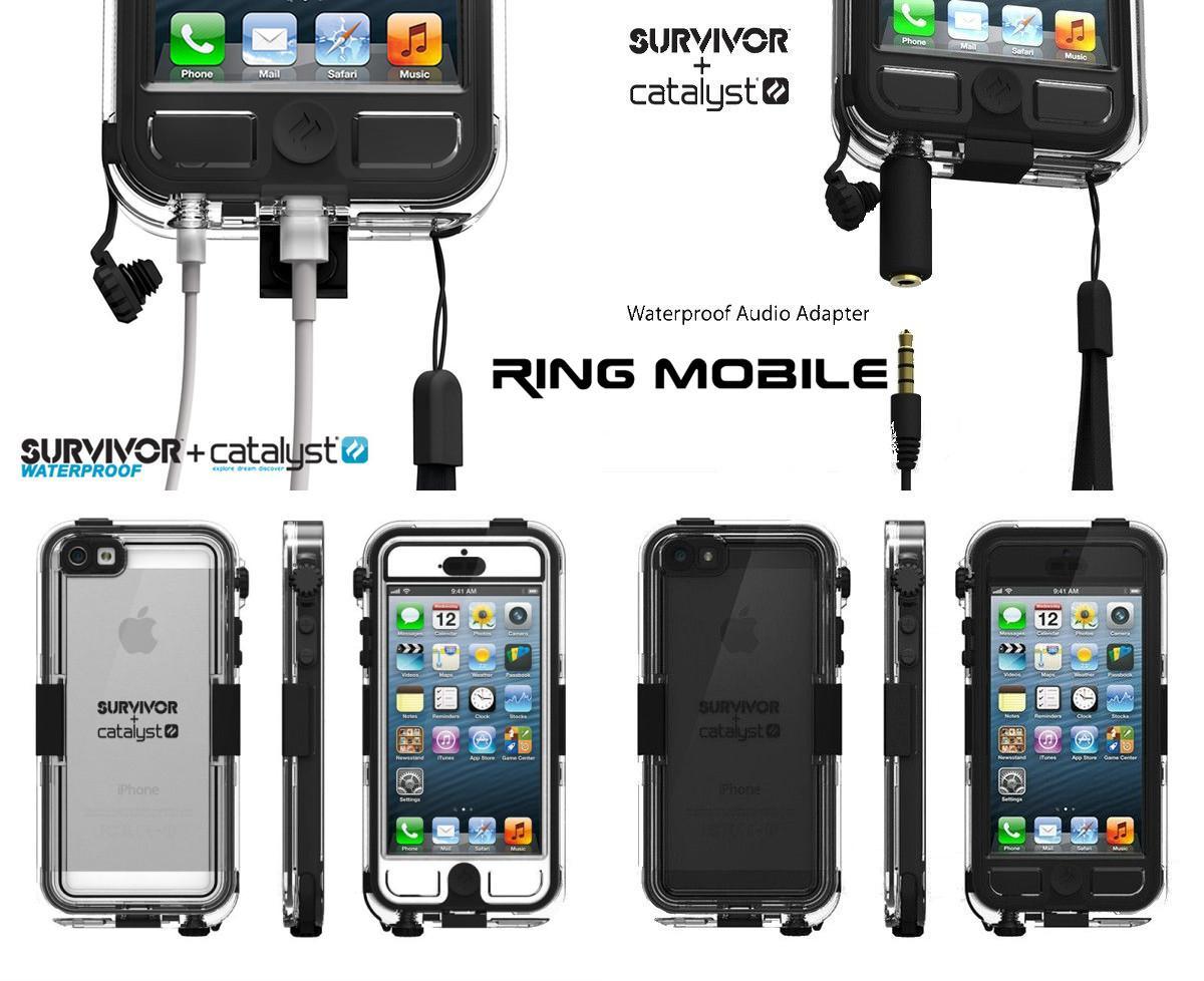 Griffin Survivor Catalyst Iphone S