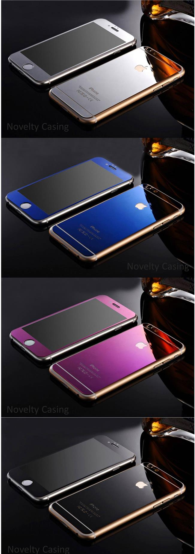 Iphone 5 5s Se 6 6s 7 8 Plus Mirror End 28 2019 315 Pm Tempered Glass 4g 4s 5c Privacy 3d Diamond