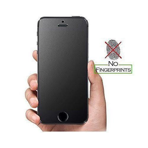 iPhone 5 5S SE 6 6S 7 8 Plus X Matte Anti Glare 0.15mm Tempered Glass