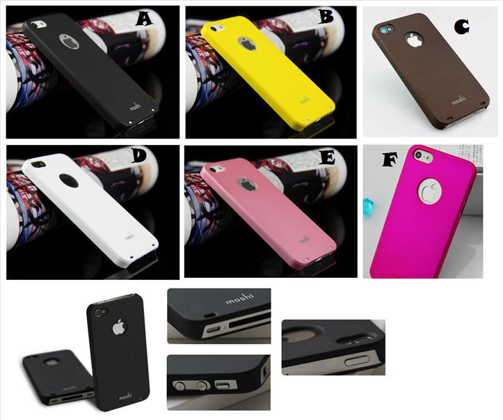 best sneakers 98225 2dc3d iPhone 5 5S SE MOSHI IGLAZE Case Cover *FREE SP*