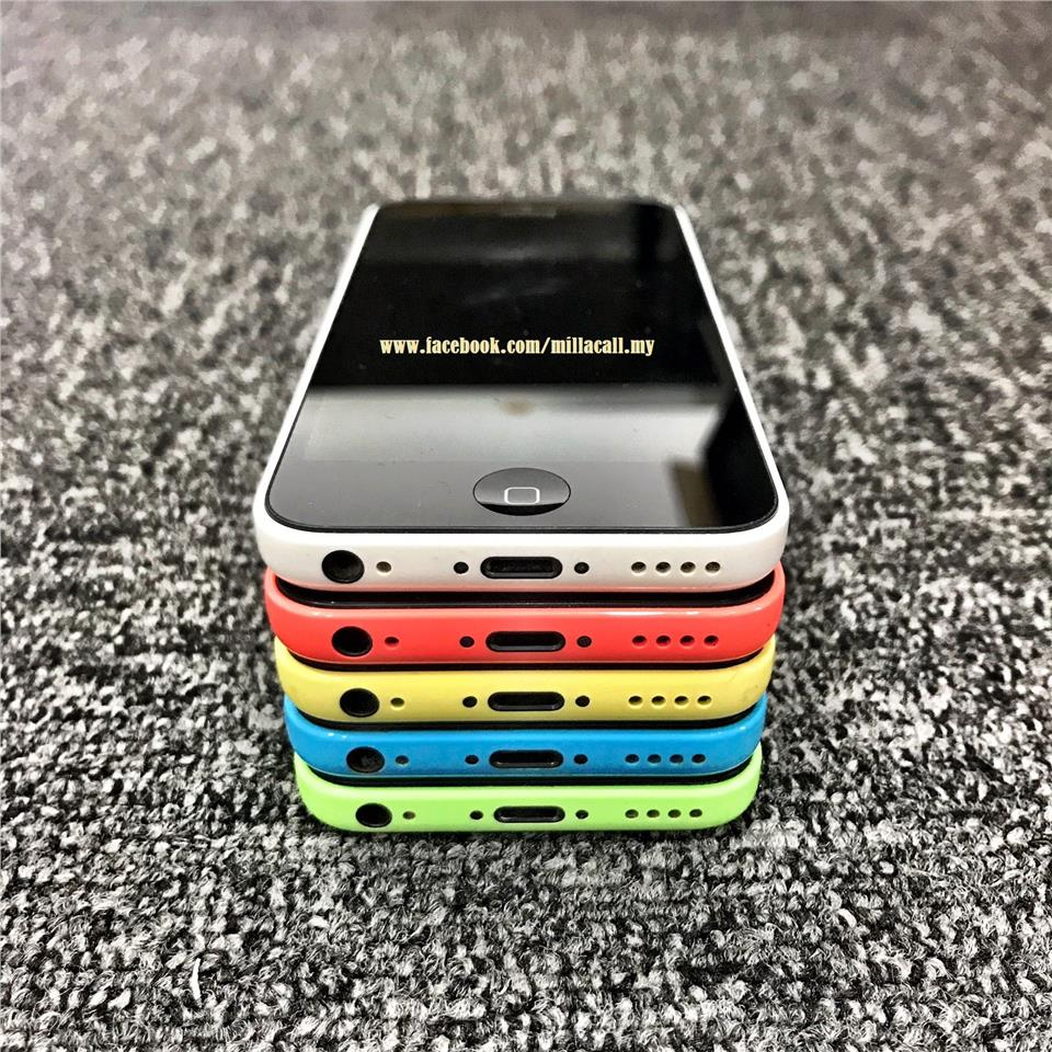 IPHONE 5C 32GB CONDITION 7/10