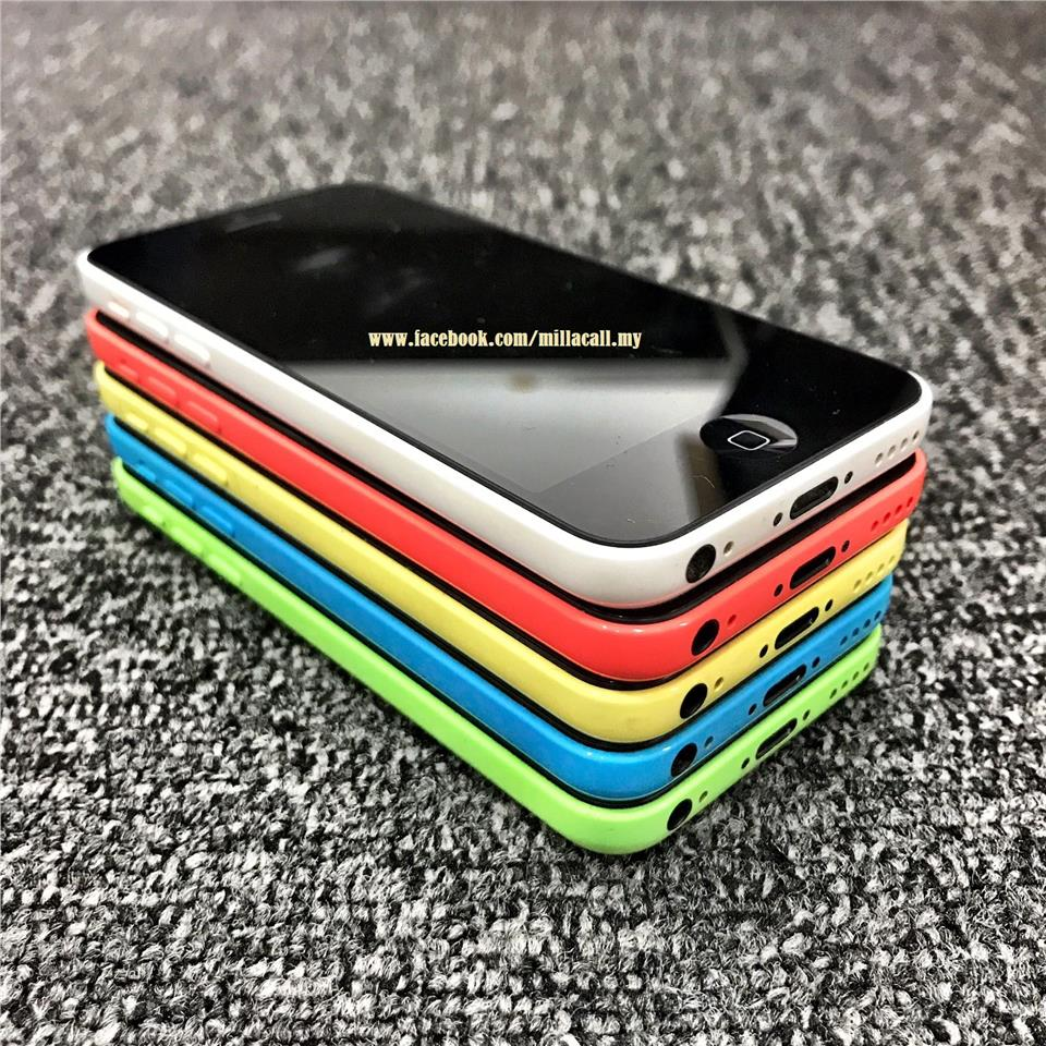 IPHONE 5C 8GB CONDITION 7/10