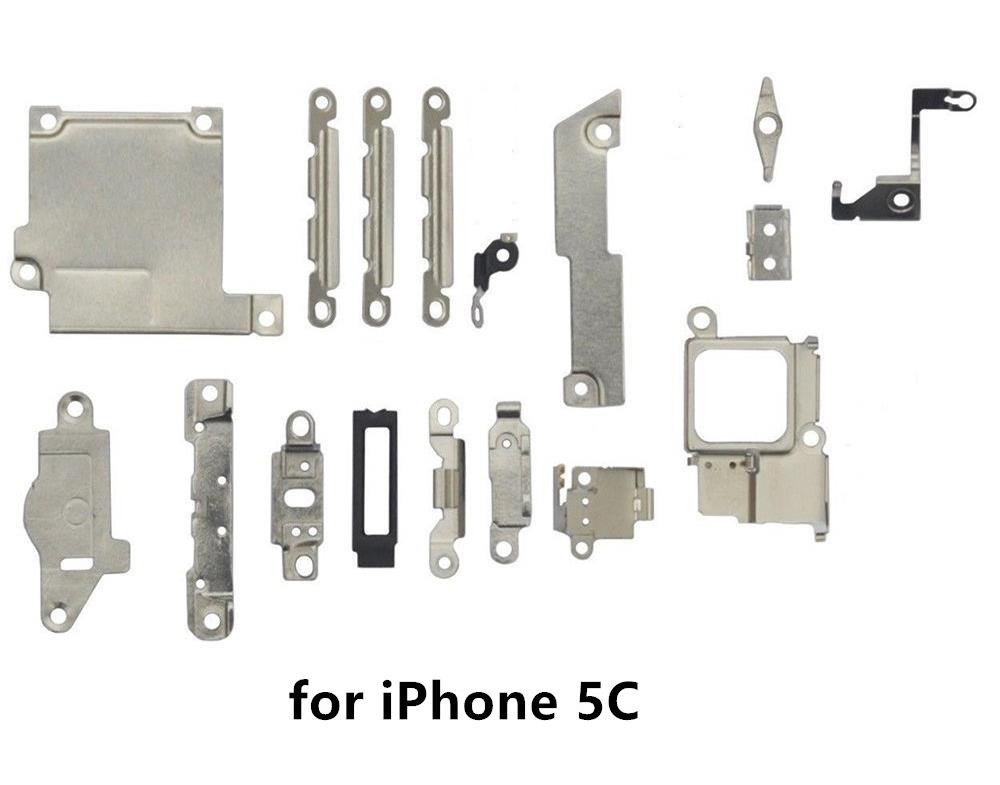 iPhone 5C Inner Small Metal Set Parts Holder Bracket Shield