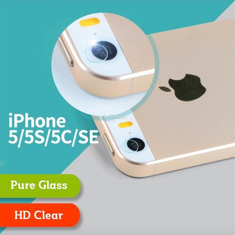 iPhone 5C Tempered Glass Camera Protector