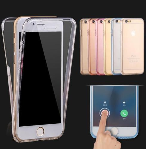 competitive price 1cd13 dce76 iphone 5S 6 6S PLUS S6 S7 EDGE Note 3 4 5 7 J5 J7 Z5 P9 360 TPU case