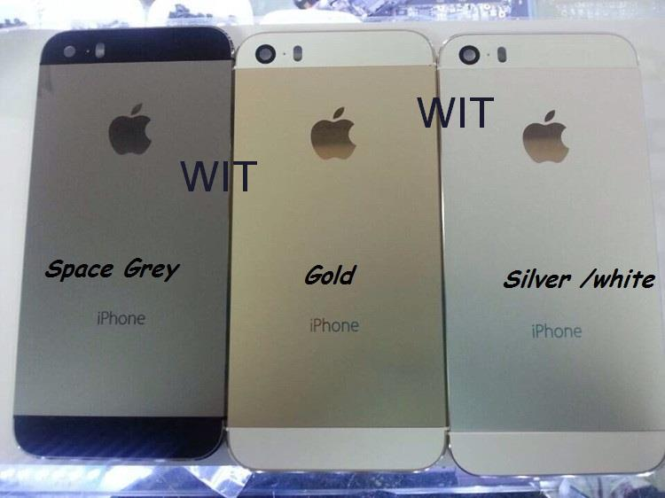 Iphone 5s Black White Gold Back Batt End 6 20 2016 411 PM