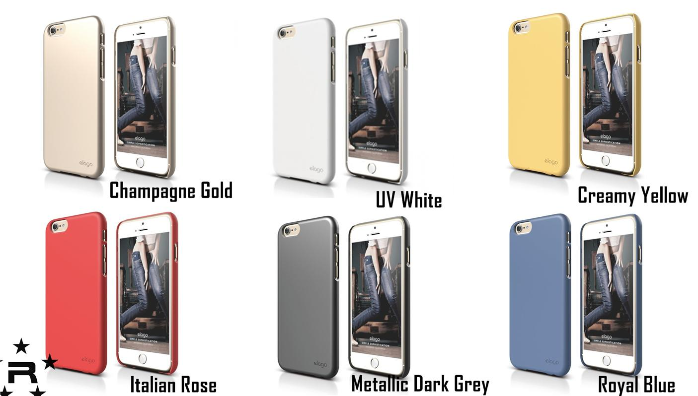 iPhone 6 4.7' Elago SlimFit 2 Series Hard Case - rmtlee