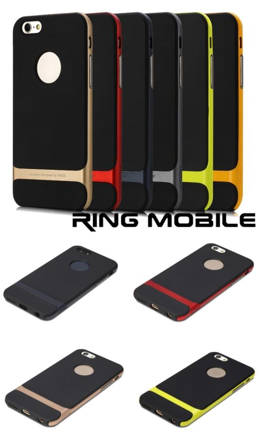 iPhone 6 4.7' Rock Royce series Ultra Thin Back Case - rmtlee