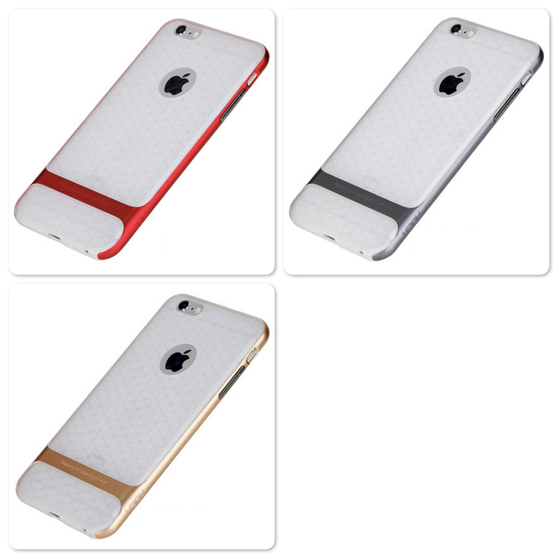 iPhone 6 4.7' Rock Royce series Ultra Thin Transparent Back Cover