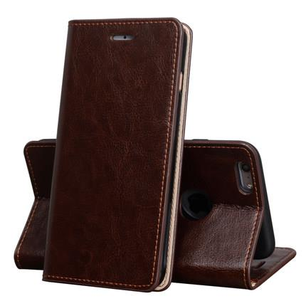 IPhone 6/6S/6+/6S+/7+/7/8/8+ Leather flip cover