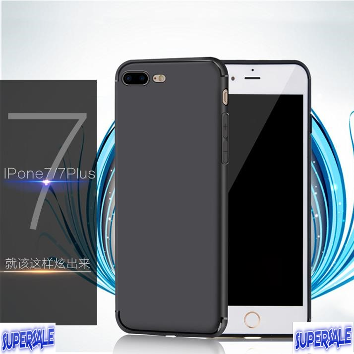 IPhone 6/6S/6+/6S+/7/7+ silicone thin protective case