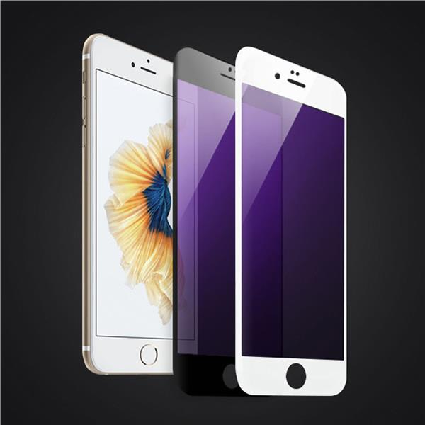 iPhone 6 6s Plus anti Blue Blu Ray Full Screen Coverage Tempered Glass