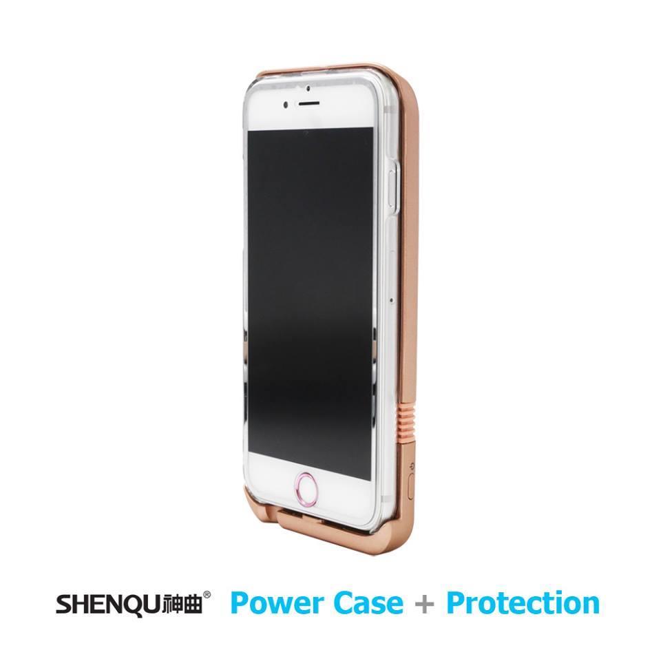 online store 04642 9fb46 IPHONE 6 6S POWER BANK 2600mah + CASE