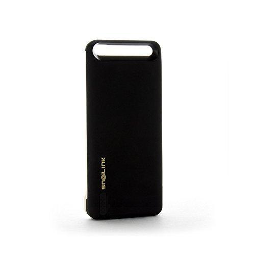 Iphone case with retractable headphones