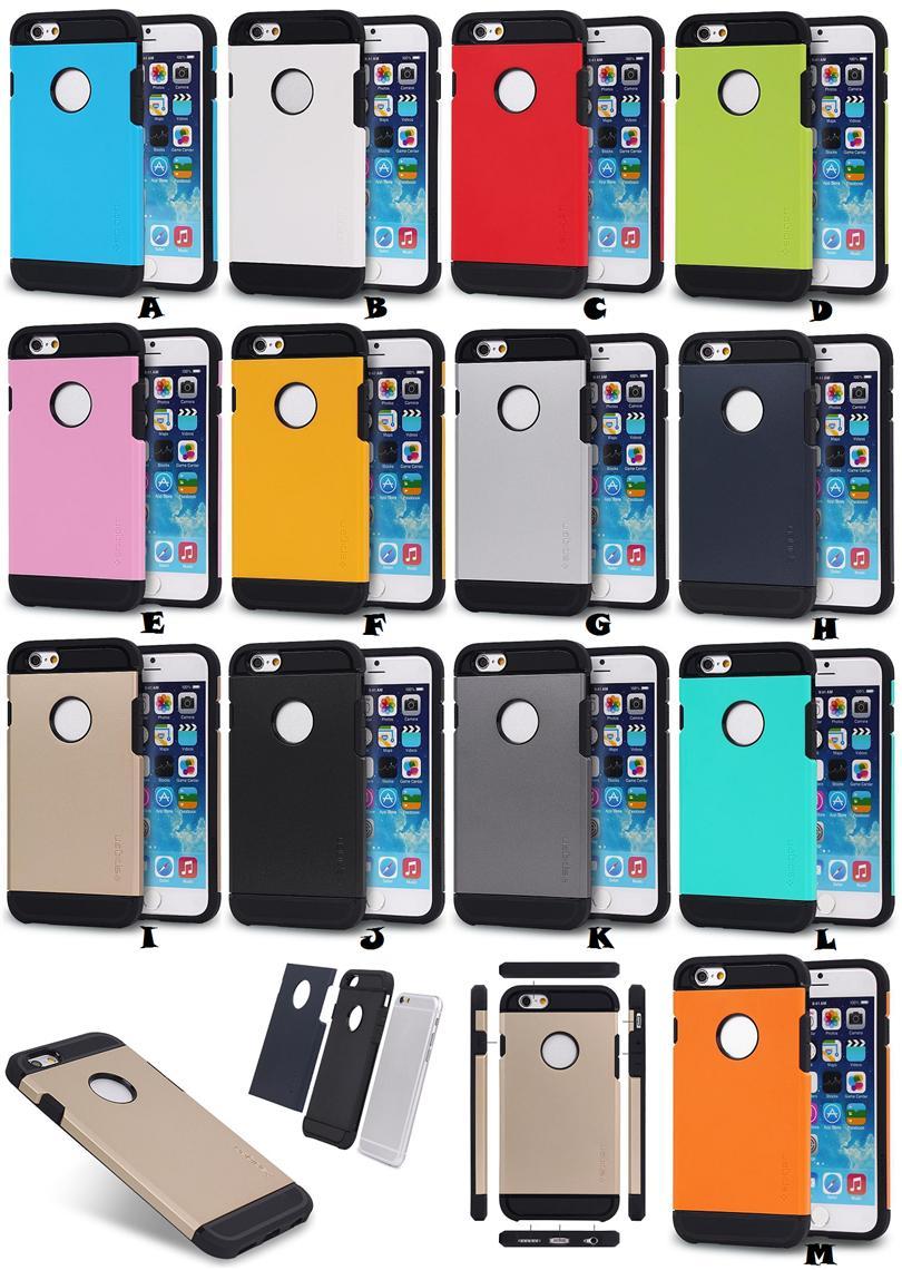official photos 157dd a2f29 iPhone 6 6S SPIGEN SGP TOUGH ARMOR Case Cover *FREE SP*