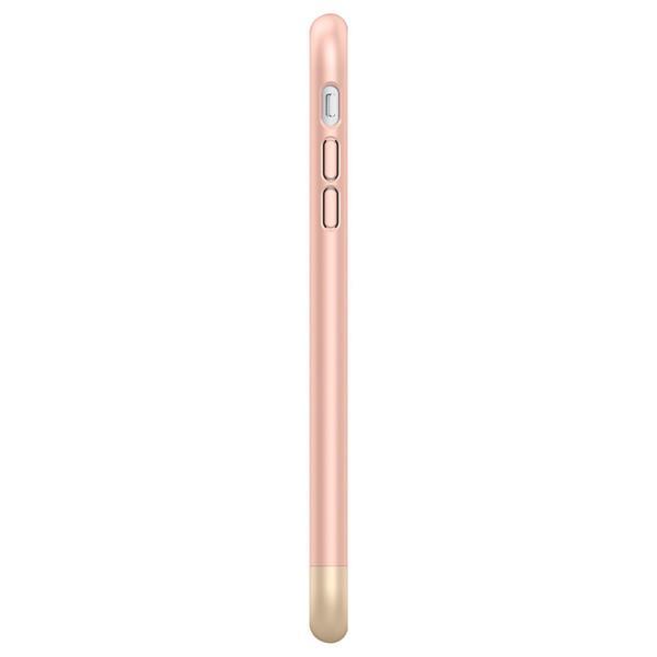 low priced 13404 6d6db iPhone 6 Plus/6s Plus Case, Spigen Style Armor - Rose Gold