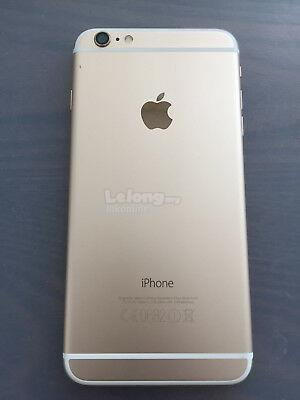Iphone 6 plus / 6S plus Gold Housing Body With IMEI Numbers