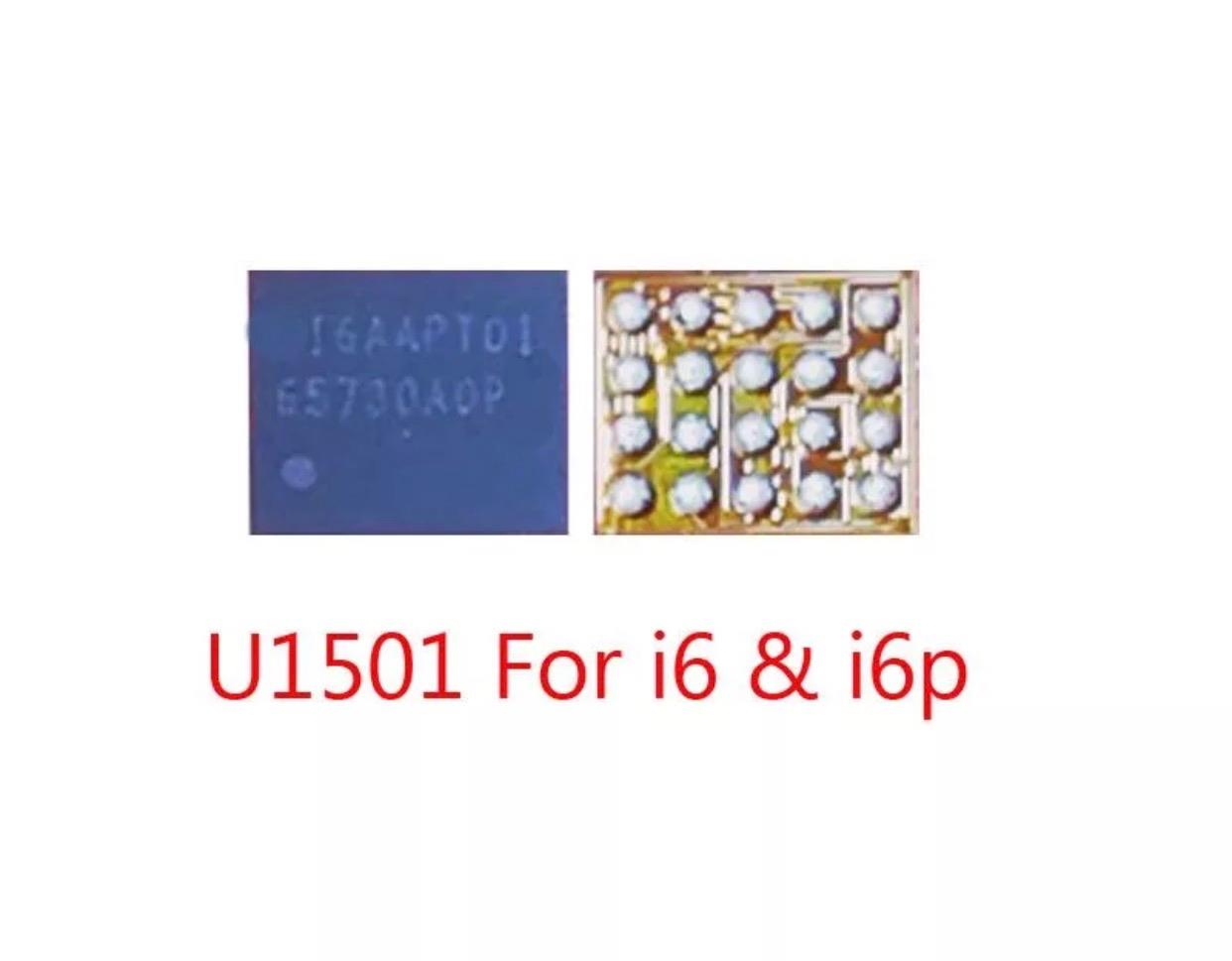 For iPhone 6S/6S+/6/6+ U1501 5S 5C Display IC 20 pins chip 65730AOP