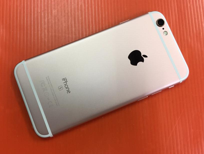IPHONE 6S PLUS 128GB USED GOOD CONDITION RM1480